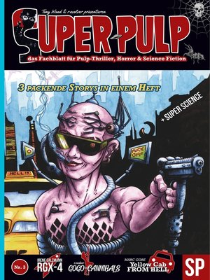cover image of Super Pulp Nr. 3