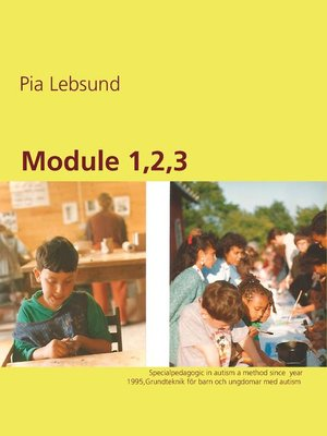 cover image of Module 1,2,3