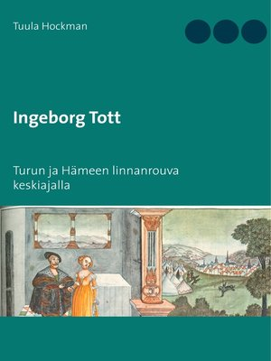 cover image of Ingeborg Tott