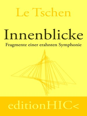 cover image of Innenblicke