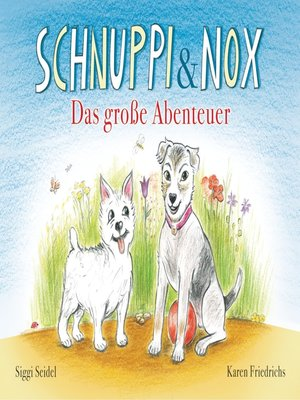 cover image of Schnuppi & Nox