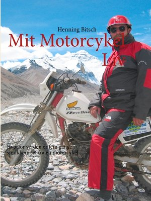 cover image of Mit Motorcykel Liv