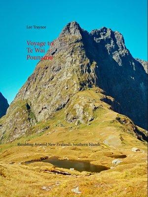 cover image of Voyage to Te Wai Pounamu