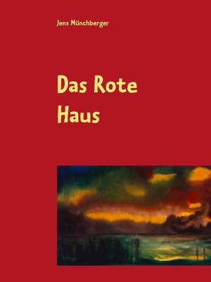 cover image of Das Rote Haus