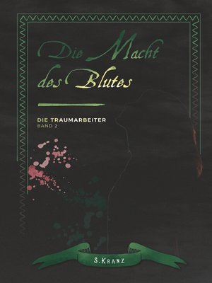 cover image of Band 2: Die Macht des Blutes