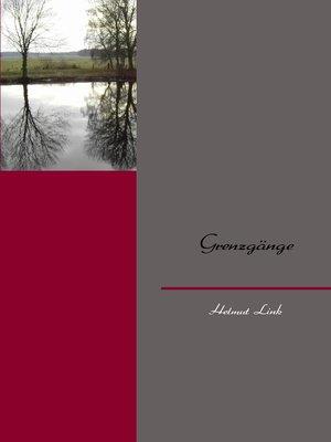 cover image of Grenzgänge