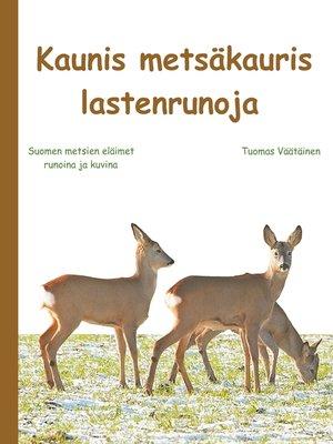 cover image of Kaunis metsäkauris