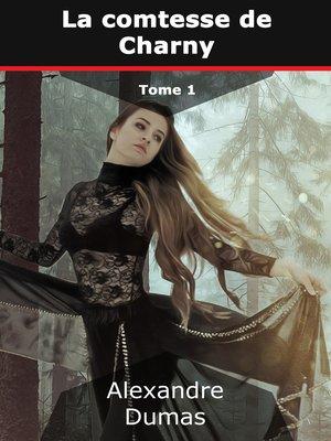 cover image of La comtesse de Charny