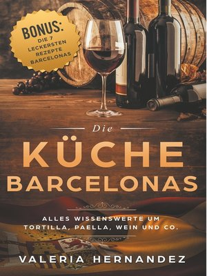 cover image of Die Küche Barcelonas