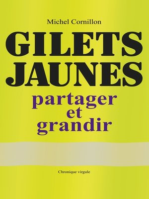 cover image of Gilets Jaunes