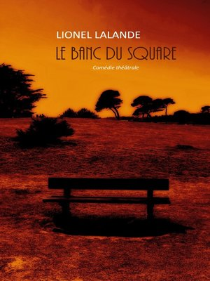 cover image of Le banc du square