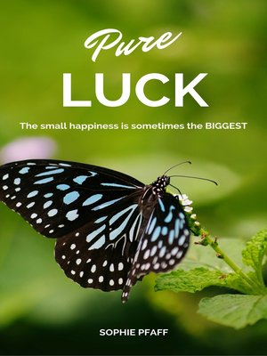 cover image of Pure LUCK