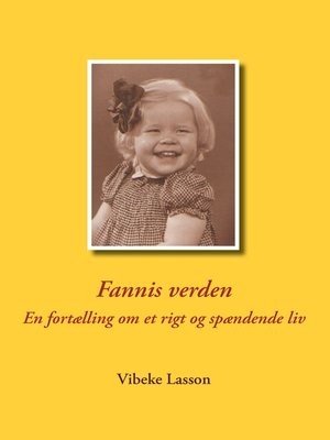 cover image of Fannis verden