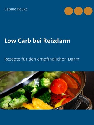 cover image of Low Carb bei Reizdarm