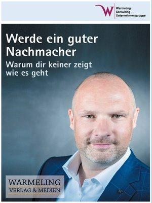 cover image of Werde ein guter Nachmacher