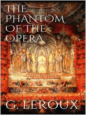 cover image of The Phantom of the Opera