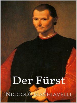 cover image of Der Fürst