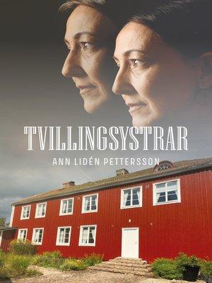 cover image of Tvillingsystrar