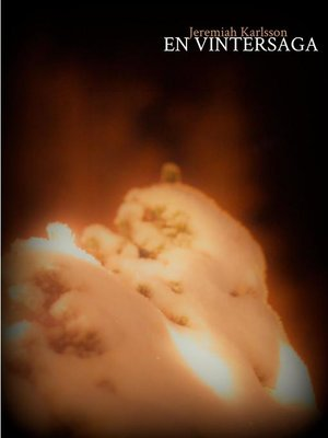 cover image of En vintersaga