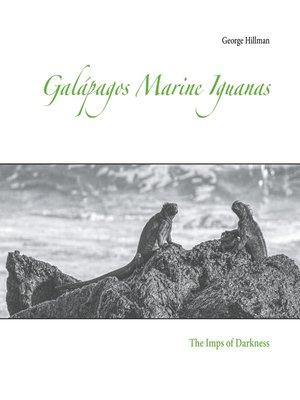 cover image of Galápagos Marine Iguanas