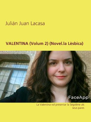 cover image of VALENTINA (Volum 2) (Novel.la Lèsbica)