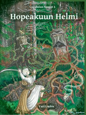 cover image of Hopeakuun Helmi