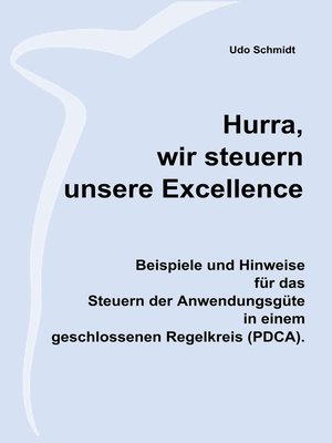 cover image of Hurra, wir steuern unsere Excellence