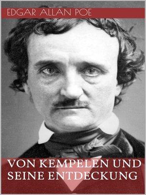 cover image of Von Kempelen und seine Entdeckung