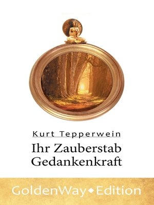 cover image of Ihr Zauberstab Gedankenkraft