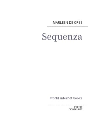 cover image of Sequenza