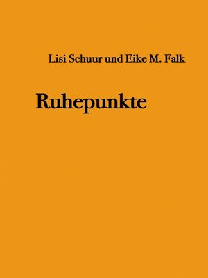 cover image of Ruhepunkte