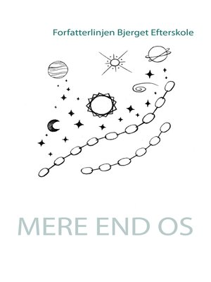 cover image of Mere end os
