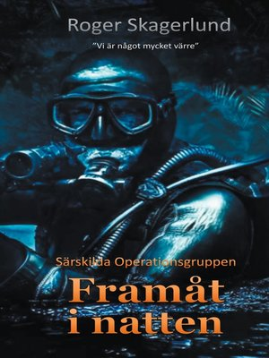 cover image of Framåt i natten