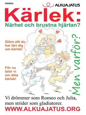 cover image of Kärlek