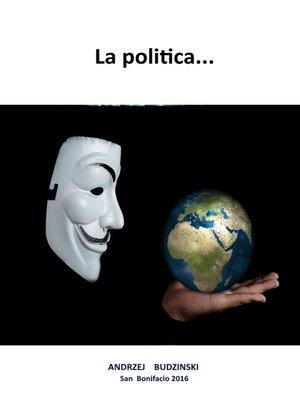 cover image of La politica