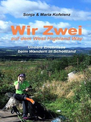 cover image of Wir zwei auf dem West Highland Way