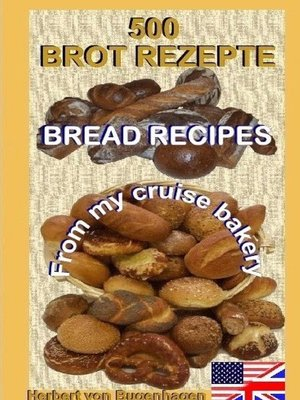 cover image of 500 Bread Recipes