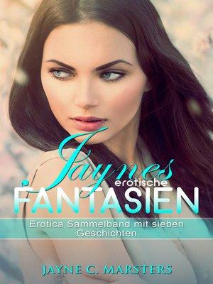 cover image of Jaynes erotische Fantasien