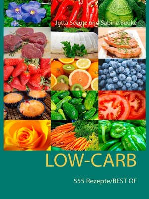 cover image of Low-Carb