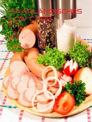 cover image of Saarländisches LOW CARB
