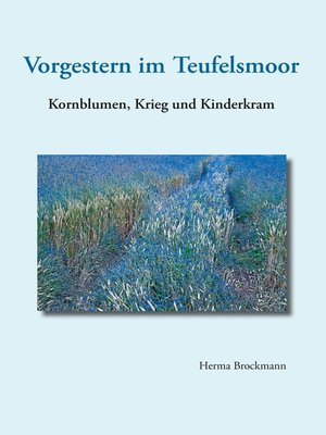 cover image of Vorgestern im Teufelsmoor