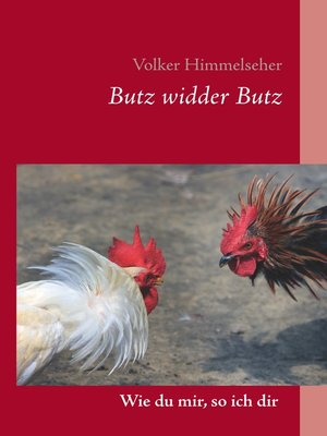 cover image of Butz widder Butz