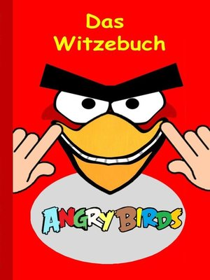 cover image of Angry Birds--Das Witzebuch