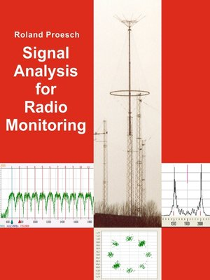 cover image of Signal Analysis for Radio Monitoring
