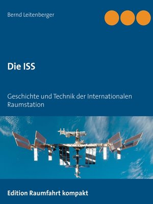 cover image of Die ISS