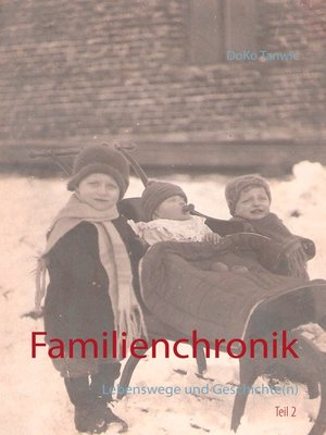 cover image of Familienchronik