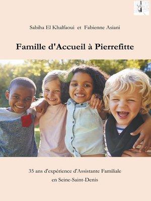 cover image of Famille d'accueil à Pierrefitte