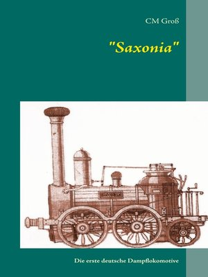 "cover image of ""Saxonia"""