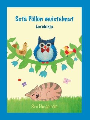 cover image of Setä Pöllön muistelmat