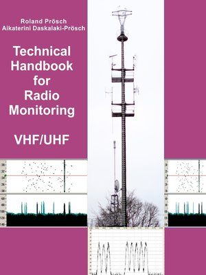 cover image of Technical Handbook for Radio Monitoring VHF/UHF